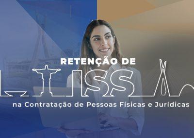 Curso Retenção de ISS na Contratação de Pessoas Físicas e Jurídicas