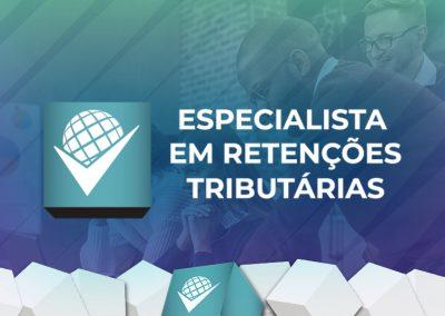 Curso Especialista em Retenções Tributárias, curso 100% online