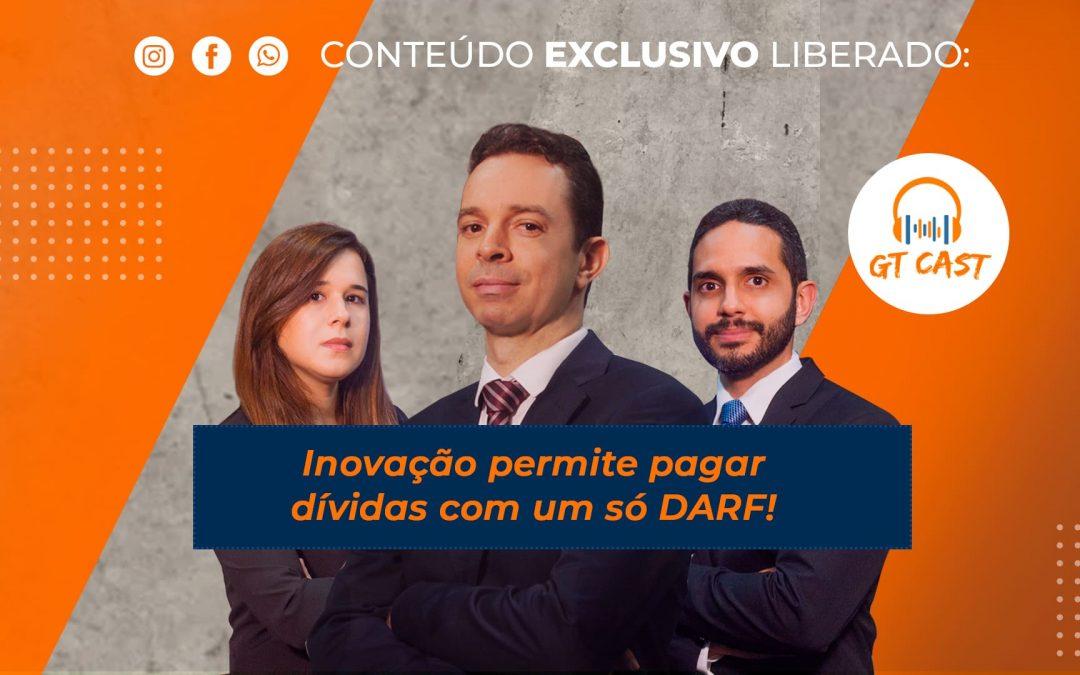 Inovação permite pagar dívidas com um só DARF!