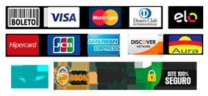 Formas de pagamento Curso Especialista em Retenções Tributárias