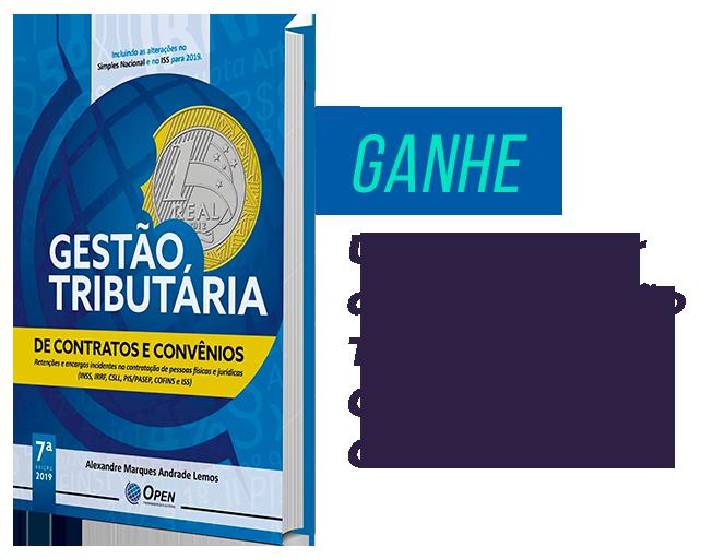 Livro digital Gestão Tributária de Contratos e Convênios